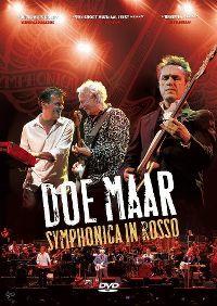 Cover Doe Maar - Symphonica in rosso [DVD]